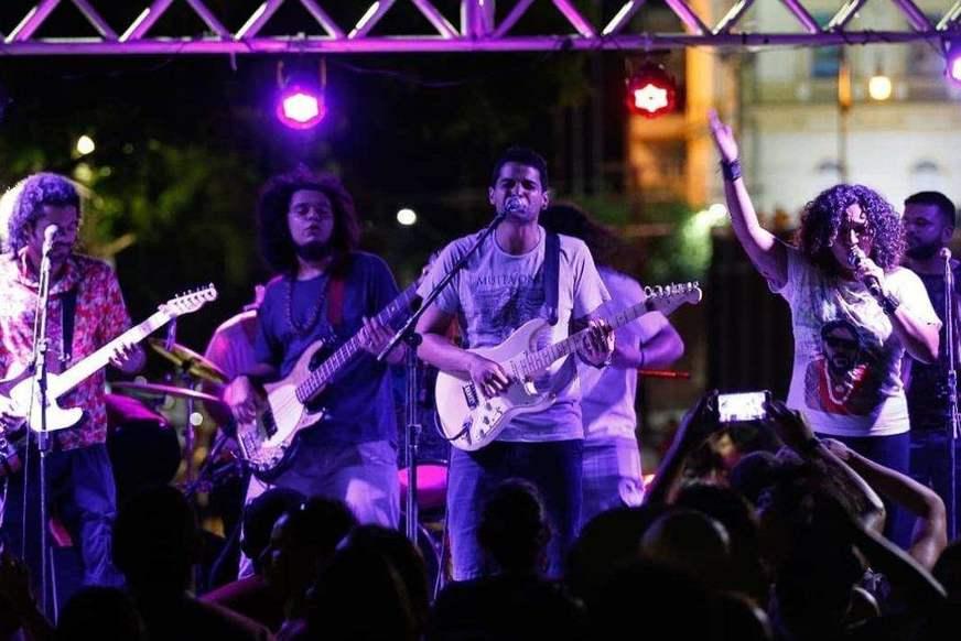 'Malaba Jam Festival' acontece neste sábado (3) no Largo de São Sebastião